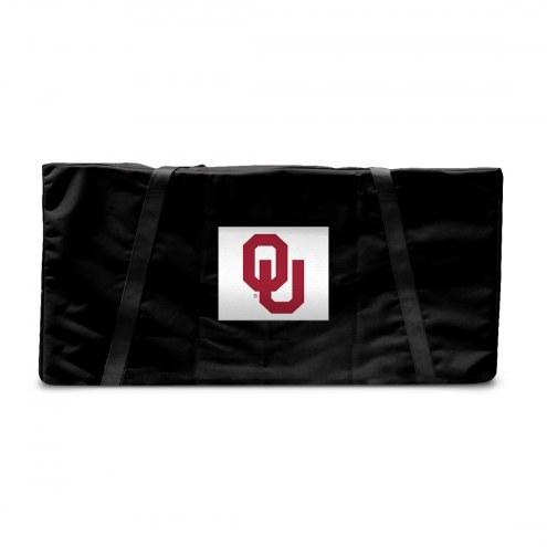 Oklahoma Sooners Cornhole Carrying Case