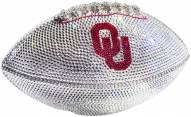 Oklahoma Sooners Swarovski Crystal Football