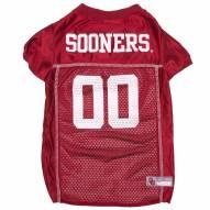 Oklahoma Sooners Dog Football Jersey