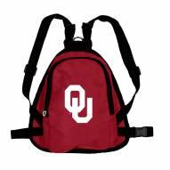 Oklahoma Sooners Dog Mini Backpack