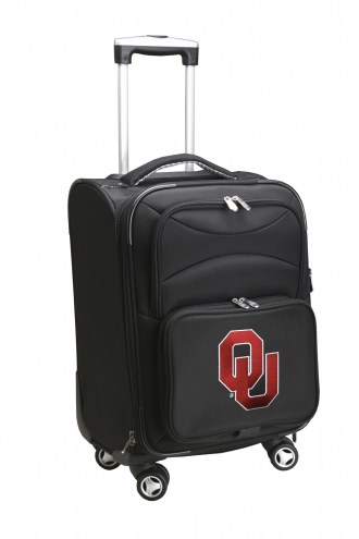Oklahoma Sooners Domestic Carry-On Spinner
