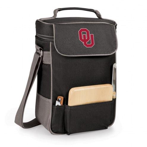 Oklahoma Sooners Duet Insulated Wine Bag