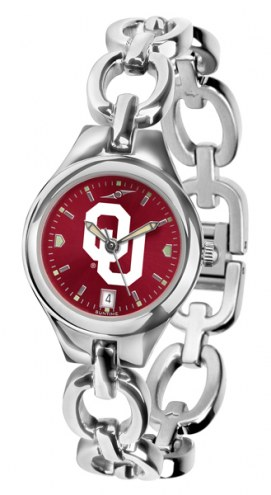 Oklahoma Sooners Eclipse AnoChrome Women's Watch
