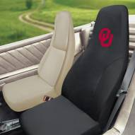 Oklahoma Sooners Embroidered Car Seat Cover