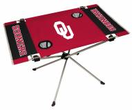 Oklahoma Sooners Endzone Table