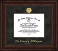 Oklahoma Sooners Executive Diploma Frame