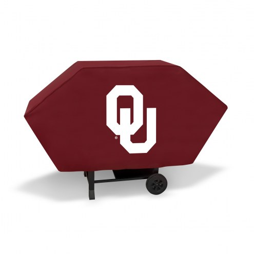 Oklahoma Sooners Executive Grill Cover