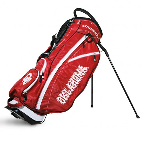 Oklahoma Sooners Fairway Golf Carry Bag