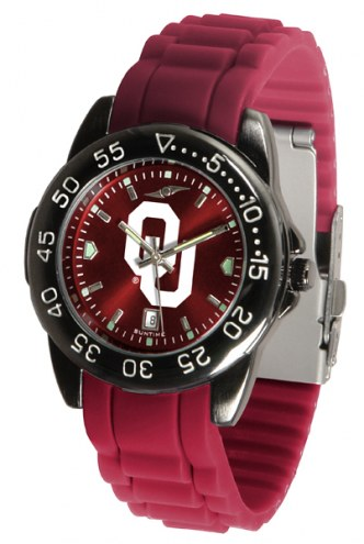 Oklahoma Sooners Fantom Sport Silicone Men's Watch