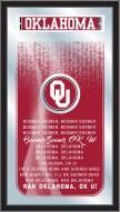 Oklahoma Sooners Fight Song Mirror