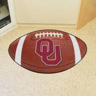 Oklahoma Sooners Football Floor Mat