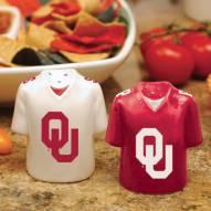 Oklahoma Sooners Gameday Salt and Pepper Shakers