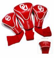 Oklahoma Sooners Golf Headcovers - 3 Pack