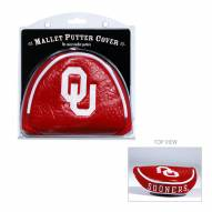 Oklahoma Sooners Golf Mallet Putter Cover