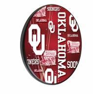 Oklahoma Sooners Digitally Printed Wood Sign