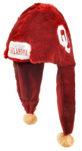 Oklahoma Sooners Helmet Dangle Hat
