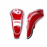 Oklahoma Sooners Hybrid Golf Head Cover