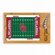 Oklahoma Sooners Icon Cutting Board