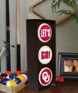 Oklahoma Sooners Let's Go Light