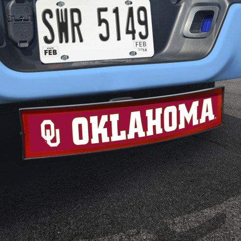 Oklahoma Sooners Light Up Hitch Cover