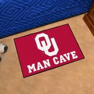 Oklahoma Sooners Man Cave Starter Mat