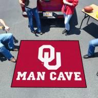 Oklahoma Sooners Man Cave Tailgate Mat