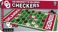 Oklahoma Sooners Checkers