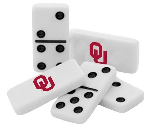 Oklahoma Sooners Dominoes