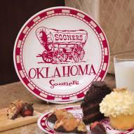 Oklahoma Sooners NCAA Ceramic Plate