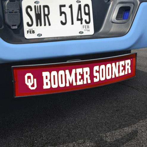 Oklahoma Sooners NCAA Light Up Hitch Cover
