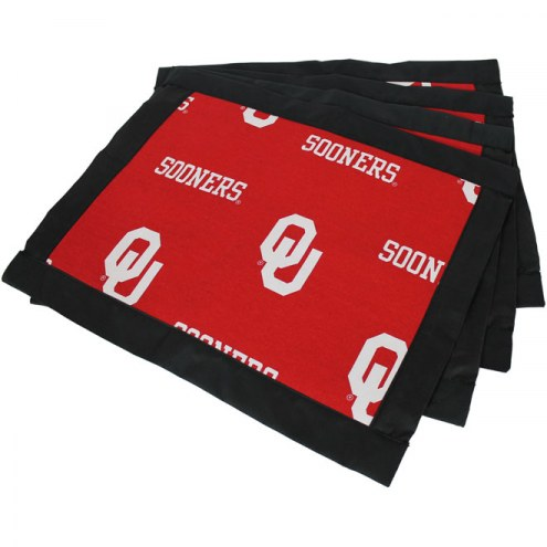 Oklahoma Sooners Placemats