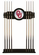 Oklahoma Sooners Pool Cue Rack