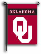 Oklahoma Sooners Premium 2-Sided Garden Flag