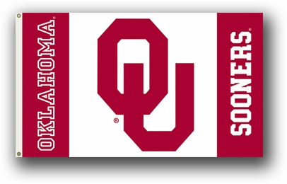 Oklahoma Sooners Premium 3' x 5' Flag - Alternate
