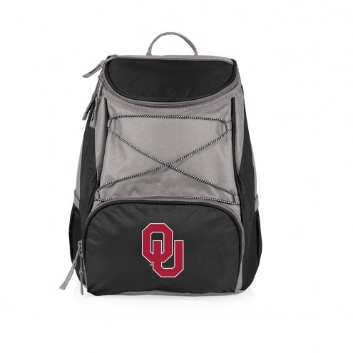 Oklahoma Sooners PTX Backpack Cooler