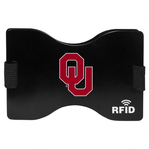 Oklahoma Sooners RFID Wallet