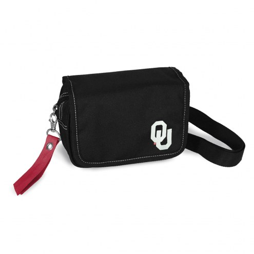 Oklahoma Sooners Ribbon Waist Pack Purse