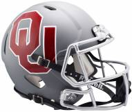 Oklahoma Sooners Riddell AMP Collectible Full Size Helmet