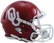 Oklahoma Sooners Riddell Speed Full Size Authentic Football Helmet