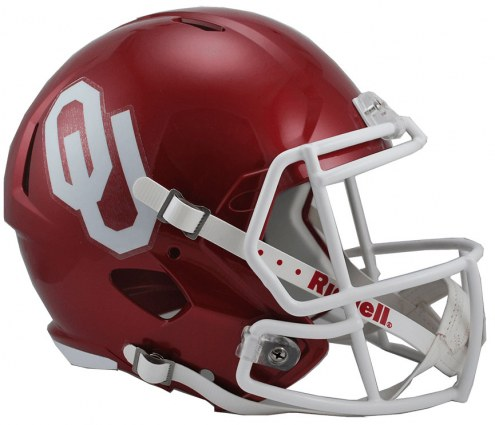 Oklahoma Sooners Riddell Speed Collectible Football Helmet