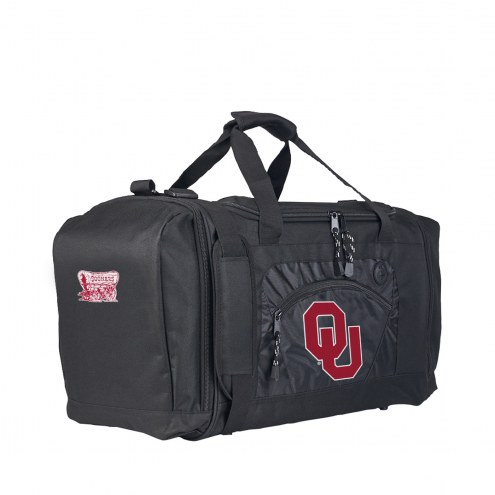 Oklahoma Sooners Roadblock Duffle Bag