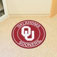 Oklahoma Sooners Rounded Mat