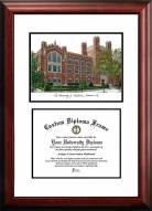 Oklahoma Sooners Scholar Diploma Frame