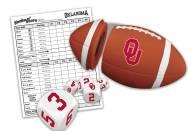 Oklahoma Sooners Shake N' Score Travel Dice Game