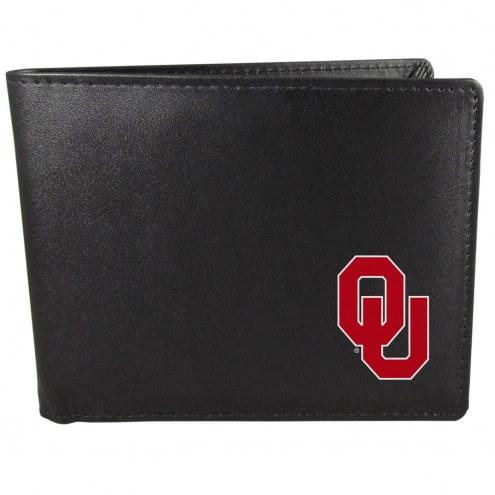 Oklahoma Sooners Bi-fold Wallet