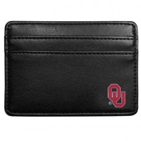 Oklahoma Sooners Weekend Wallet