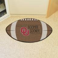 Oklahoma Sooners Southern Style Football Floor Mat
