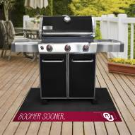 Oklahoma Sooners Southern Style Grill Mat