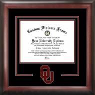 Oklahoma Sooners Spirit Diploma Frame