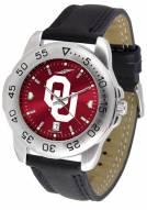Oklahoma Sooners Sport AnoChrome Men's Watch